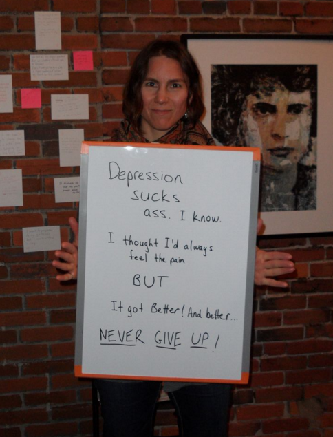 Depression Sucks Ass