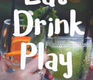 Eat Drink Play Card Ver 1 Front